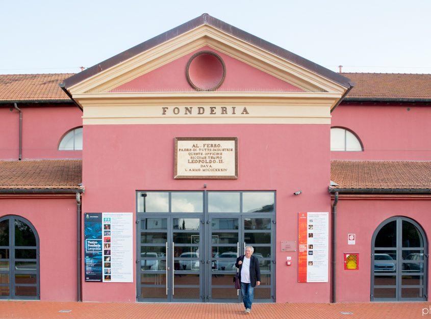 Teatro Fonderia Leopolda a Follonica (GR)